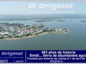 Simití, tierra de abundantes aguas 483 años de historia